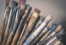 Comment nettoyer son matériel de peinture ?