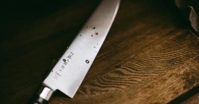 Utiliser un couteau de chef, comment procéder ?